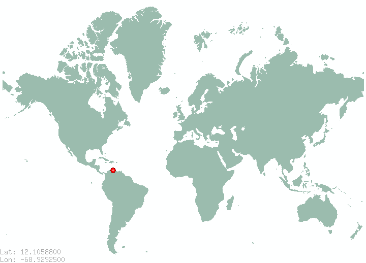 Curacao Location On World Map.Places In Curacao Find Information On All Places In Curacao